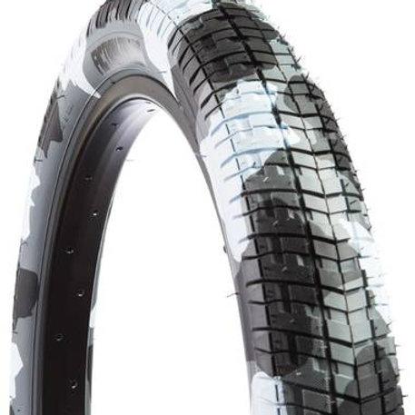 "Fiction 20"" Troop BMX Tyre Urban camo"