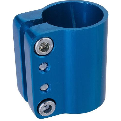 Grit Quad Clamp / Anodized Blue