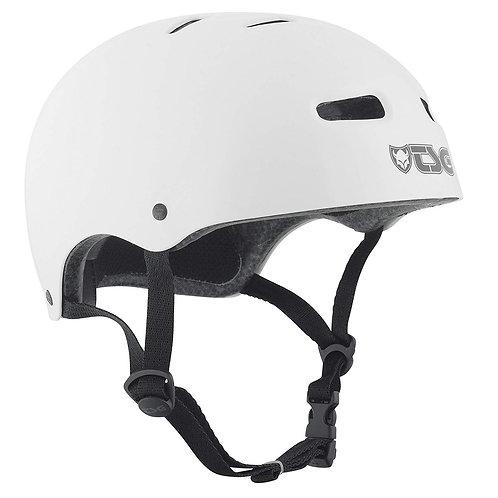 TSG Skate/BMX Injected Colour Helmet - Injected White