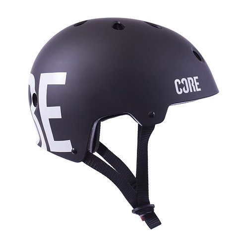 CORE® STREET HELMET FEATURES