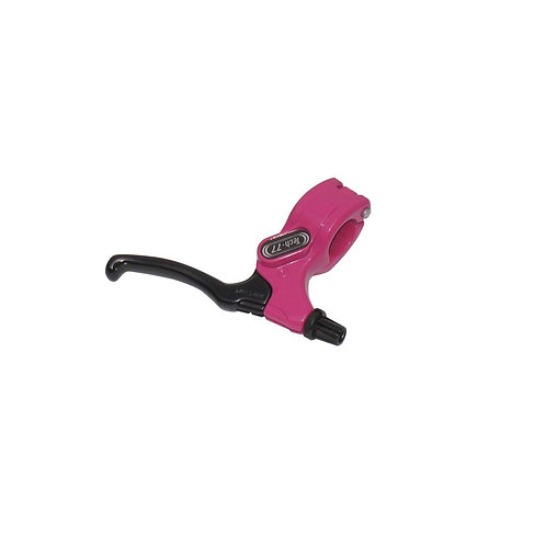 DIA COMPE TECH 77 LEVER BLACK / PINK right only