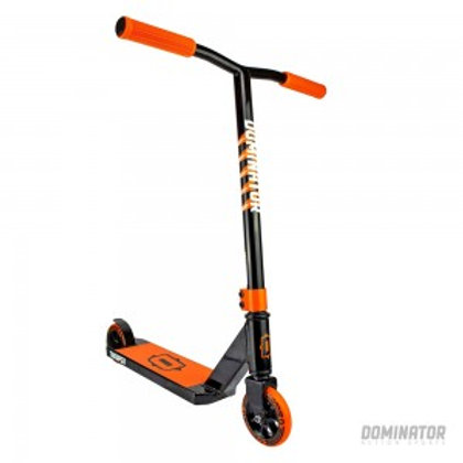 Dominator Trooper Complete Scooter - Black / Orange