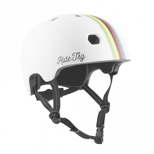 TSG Skate Helmet Meta Graphic Design City champ XXL 61-63cm