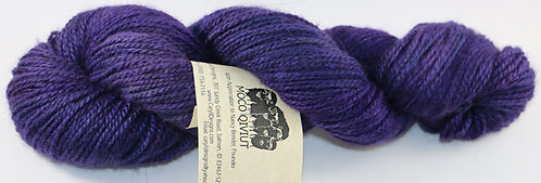 MOCO 100% Qiviut, Fingering weight, 2ply, 50gm/200m, Amethyst