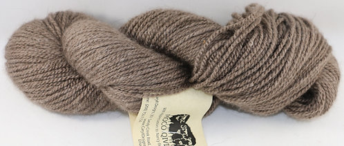 MOCO 100% Qiviut, Fingering weight, 2ply, 50gm/200m, Natural