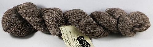70/20/10 Qiviut/Merino/Silk, 2/18 Lace, 300yds, 1oz skein, Natural