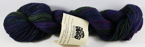 100% Qiviut, 2/14 Fingering weight, 220 yards, 1 oz, Lupine