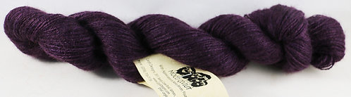 100% Qiviut, 2/14 Fingering weight, 220 yards, 1 oz, Purple