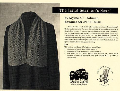 The Janet Seamen's Scarf by Myrna A. I. Stahman