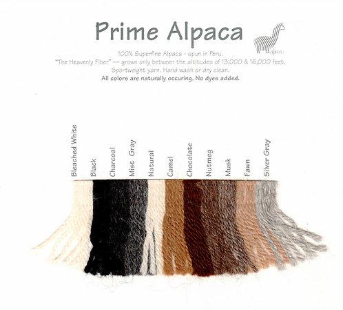 Prime Alpaca