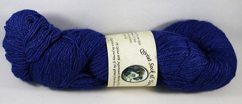 Arctic Qiviut Sock Yarn - Alaska Blueberry