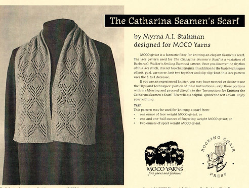The Catharina Seamen's Scarf by Myrna A. I. Stahman