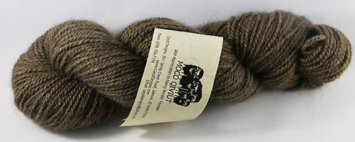 MOCO 100% Qiviut, Fingering weight, 2ply, 50gm/200m, Smoky Quartz