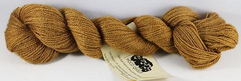 45/45/10 Qiviut/Merino/Silk, 2/14 Fingering, 220yds, 1oz, Suntan
