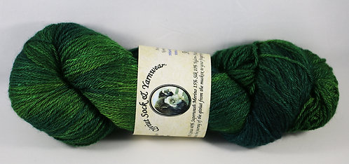 Arctic Qiviut Sock Yarn - Arctic Meadow
