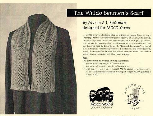 The Waldo Seamen's Scarf by Myrna A. I. Stahmen