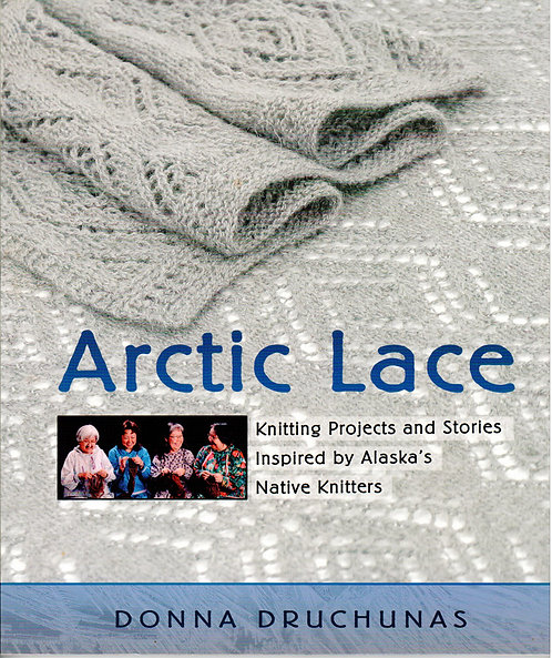 Arctic Lace by Donna Druchunas