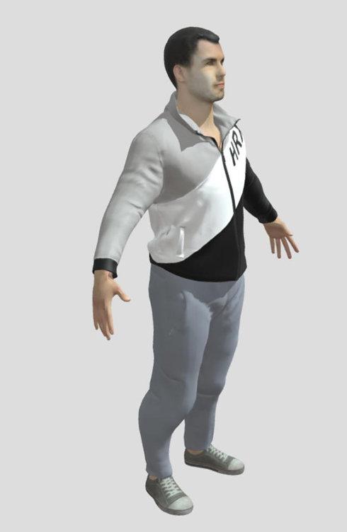 Yologram Fitness