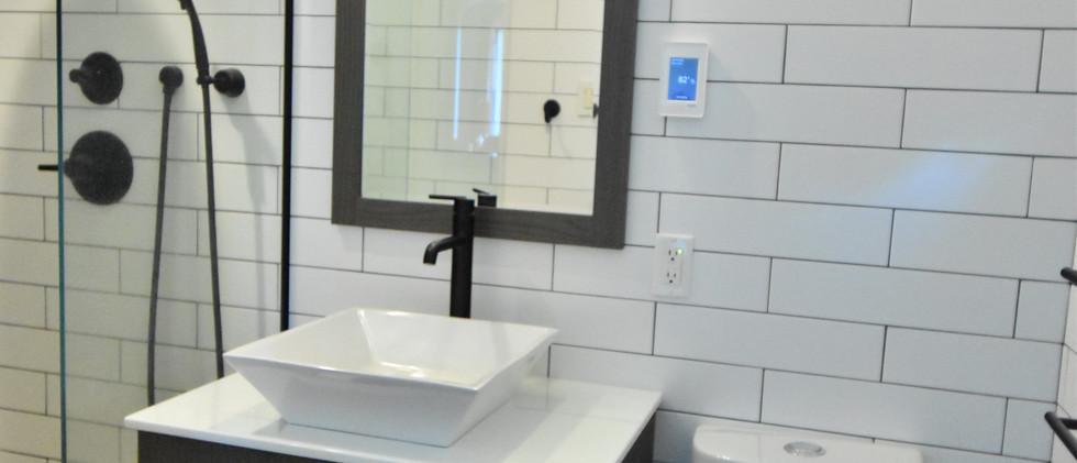 Vanity & Toilet