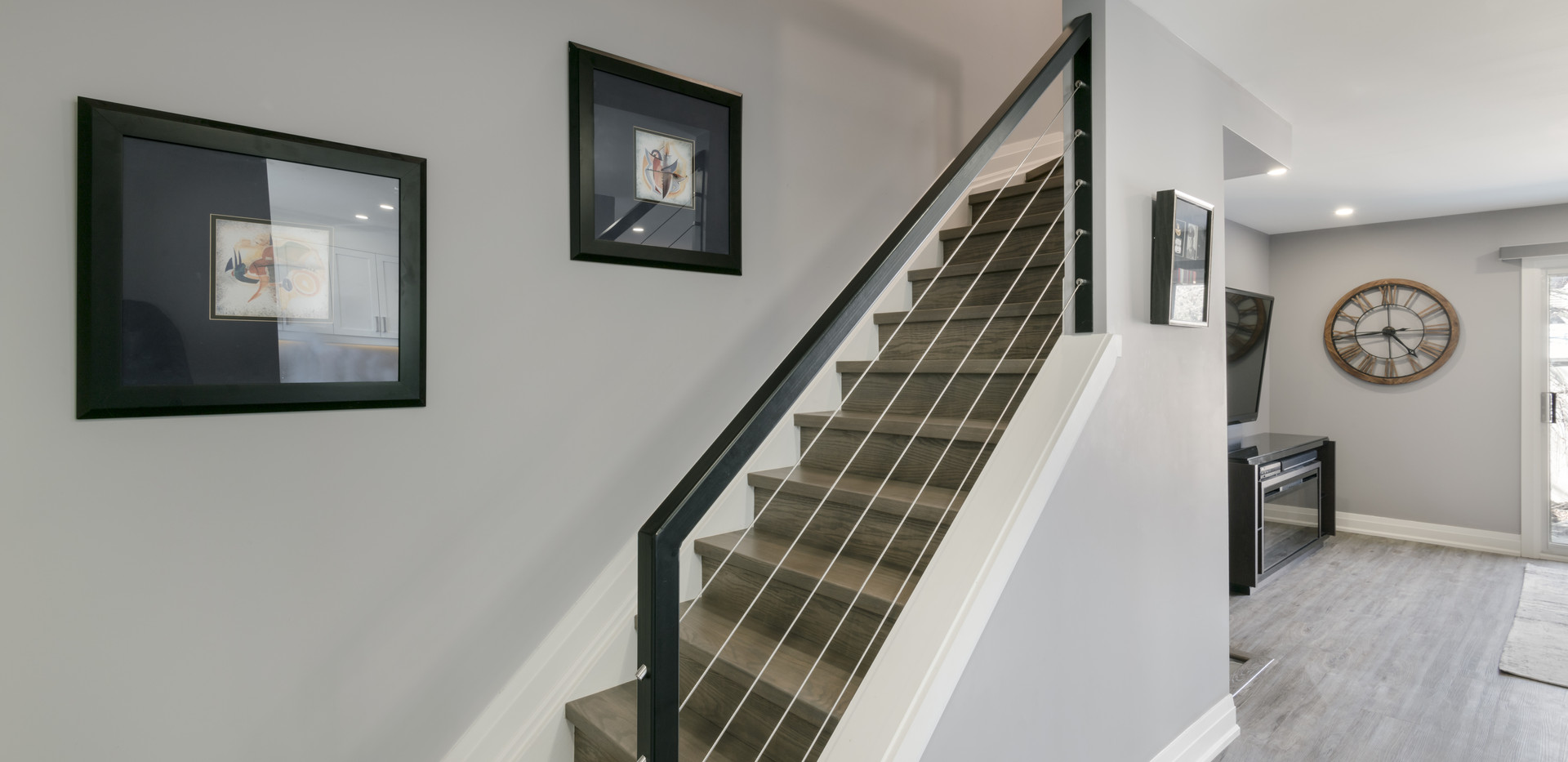 Townhouse Stairs