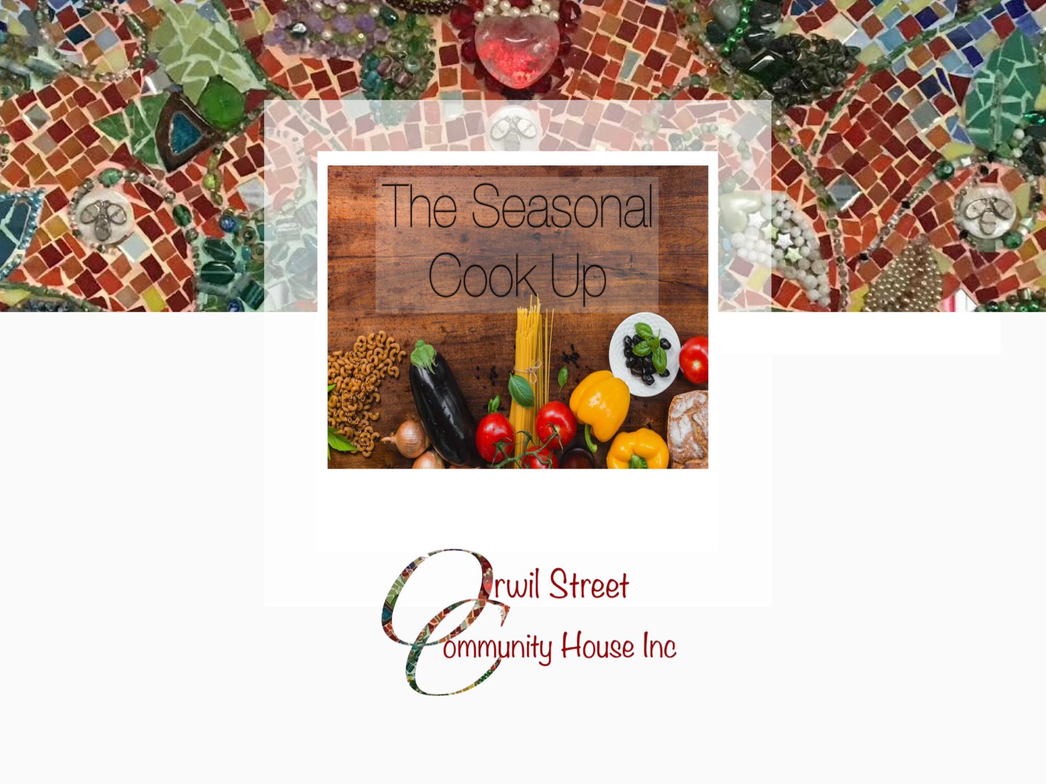 The Seasonal Cook Up