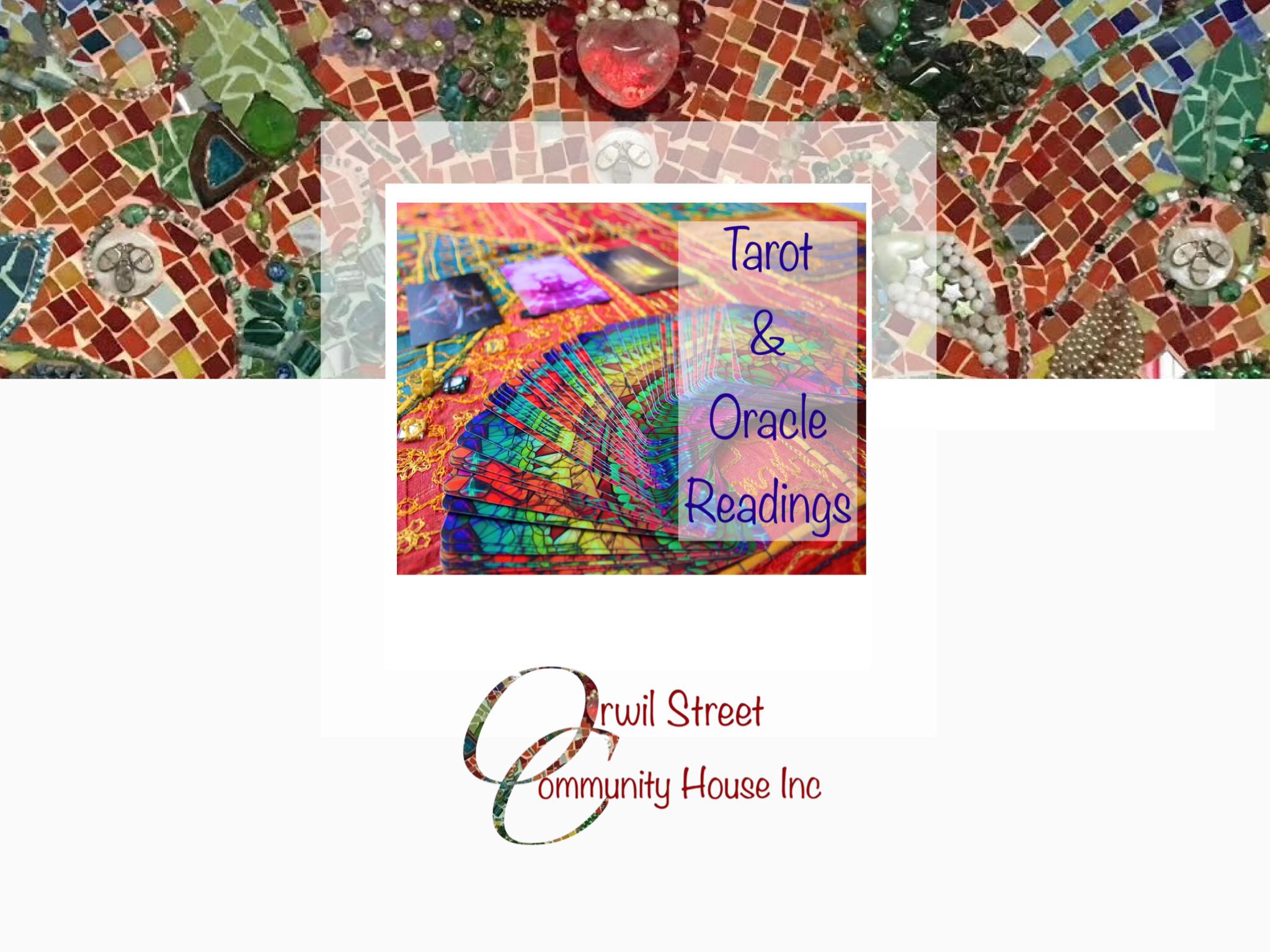 Tarot & Oracle Readings