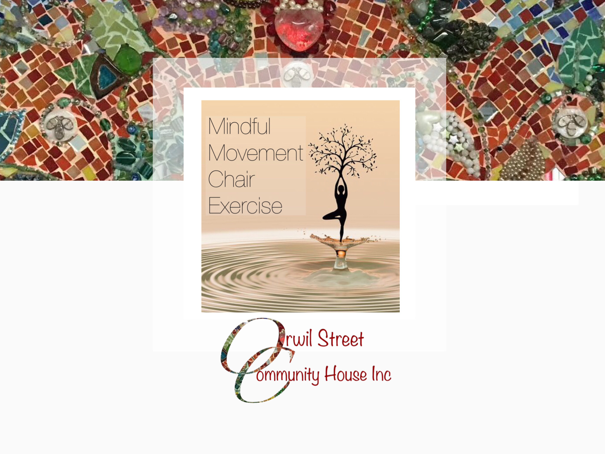 Mindful Movement Chair Exercise