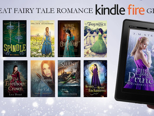 Great Fairy Tale Romance Giveaway!