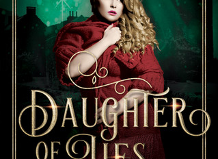 DAUGHTER OF LIES by Kenley Davidson - Review