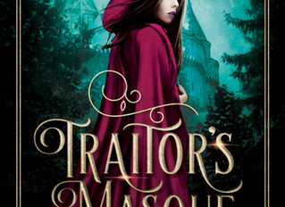 TRAITOR'S MASQUE by Kenley Davidson - Review