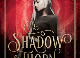 SHADOW AND THORN by Kenley Davidson - Review