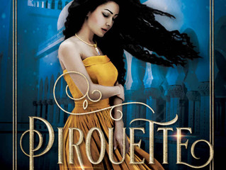 PIROUETTE by Kenley Davidson - Review