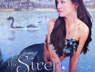Cover Reveal - The Siren and the Scholar