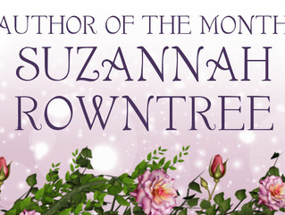 Historical Fairy Tales - My Interview with Suzannah Rowntree