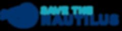 save the natilus logo