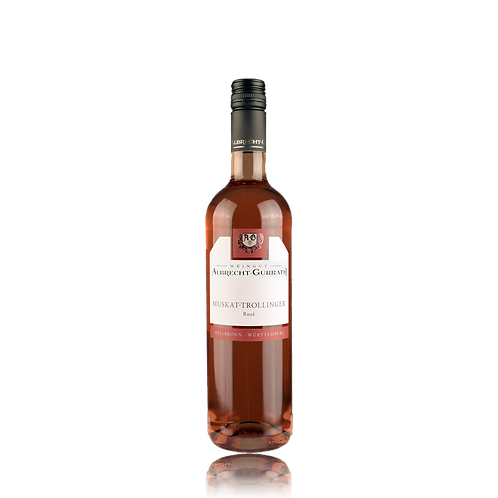 2019 Muskat-Trollinger Rosé 0,75l