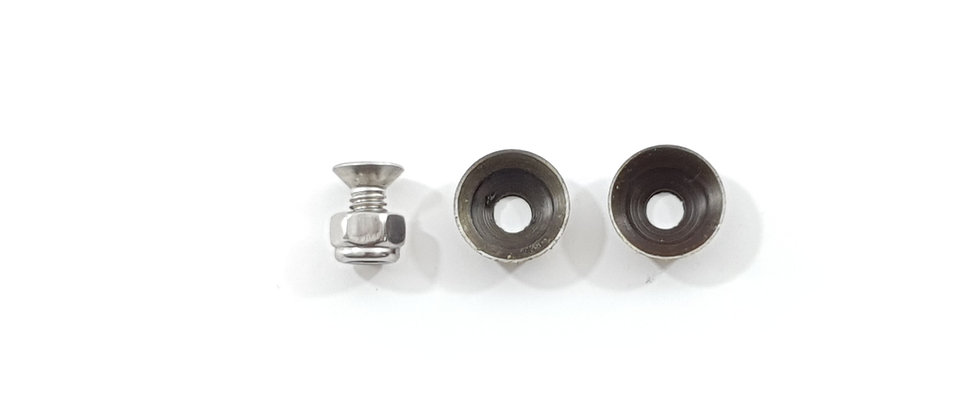 MINI MUNRO 8mm HHS CUP CUTTER  (Cutter Tip Only)