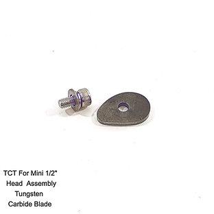 MINI 1/2'  TCT Scraper Blade   (Scraper Blade only)