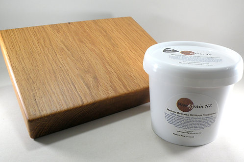 Kitchen Manuka Beeswax and oil wood conditioner 980g