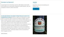 Le vin d'hier soir, Michel Bettane