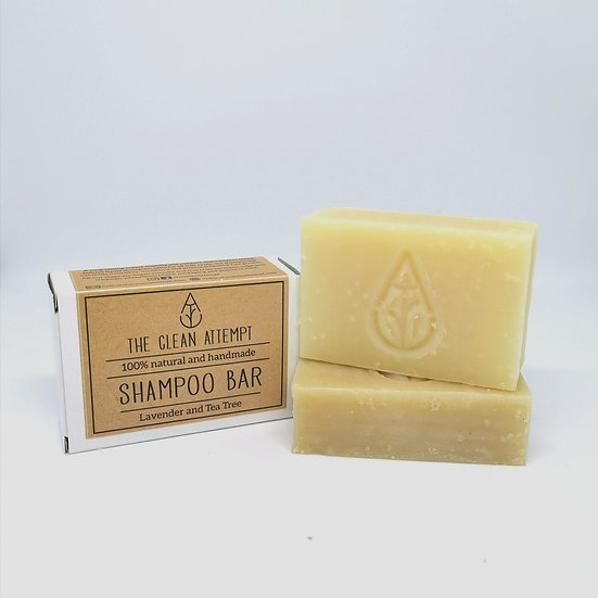 Shampoo Bar - Lavender and Tea Tree