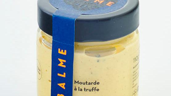 MOUTARDE A LA TRUFFE POT 100 gr