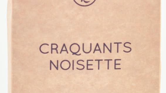 CRAQUANTS NOISETTE POCHE 150 gr