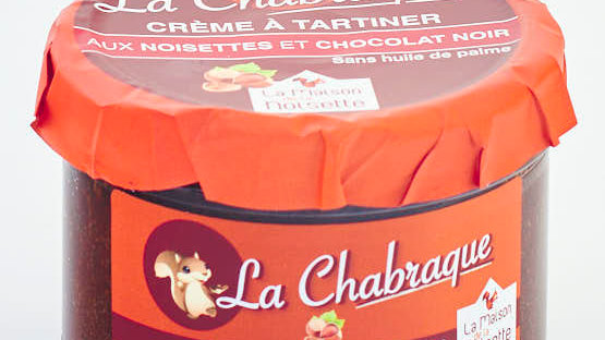 LA CHABRAQUE GOUT INTENSE POT 260 gr