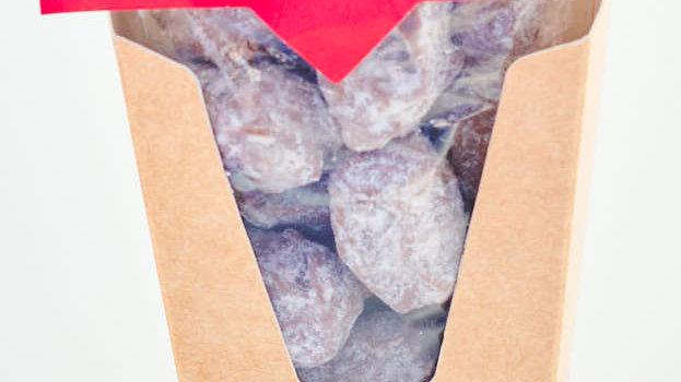 LES MUTINES PRALINES ENROBEES DE CHOCOLAT PAQUET 150 gr