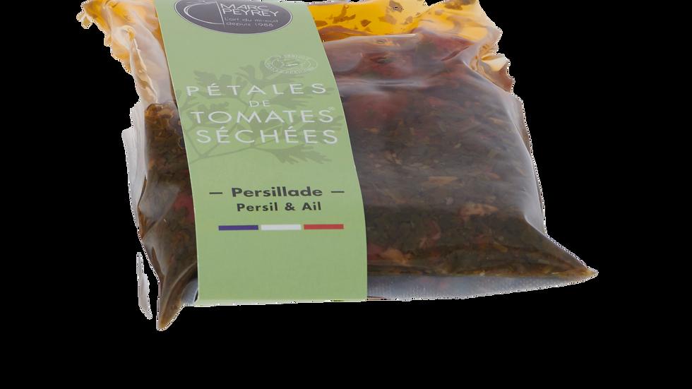 PETALES DE TOMATES SECHEES PERSILLADE POCHE 200 GR