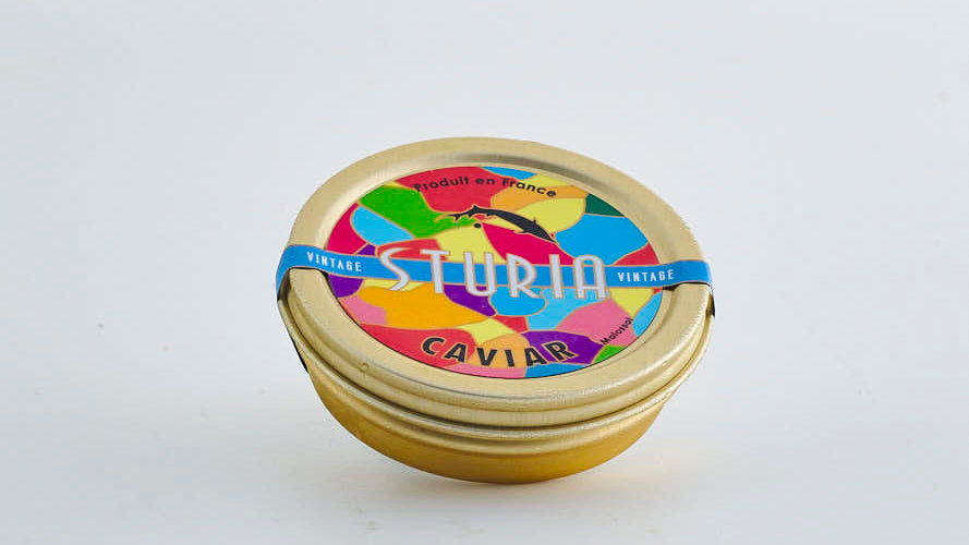 CAVIAR VINTAGE BOITE 50 gr