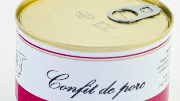 CONFIT DE PORC BOÎTE 400 gr