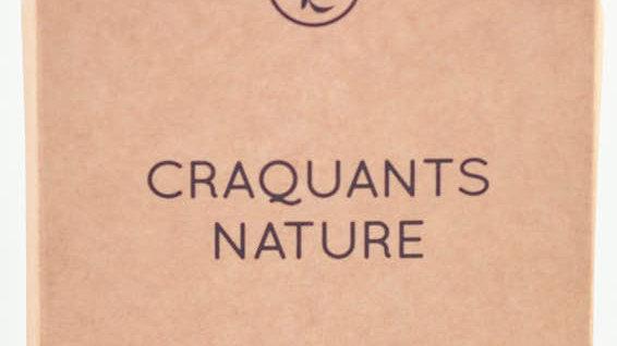 CRAQUANTS NATURE POCHE 150 gr