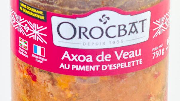 AXOA DE VEAU BOCAL 750 gr